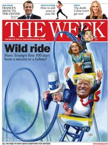 fake news the week cover